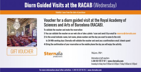 Guided Tour at the RACAB
