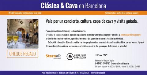 Clásica & Cava
