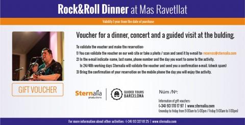 Rock & Roll Dinner