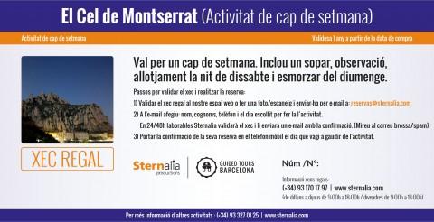El Cel de Montserrat