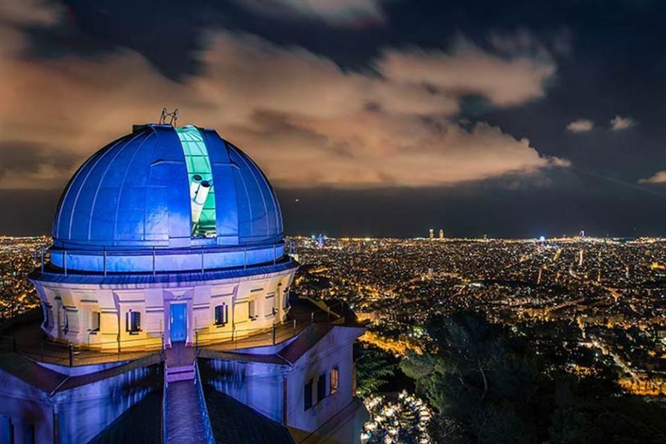 Cena de Estrellas en el Observatori Fabra