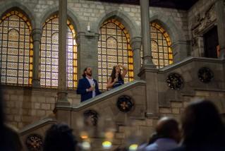 Reactivada la Cena con Ópera para saborear la música en el Palacio de la Balmesiana
