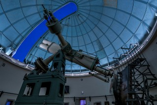 Night guided tours to the Fabra Observatory are back