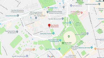 Barcelona's Scientist Park