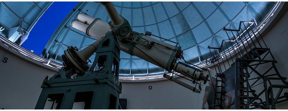 Observaciones nocturnas en el observatorio Fabra